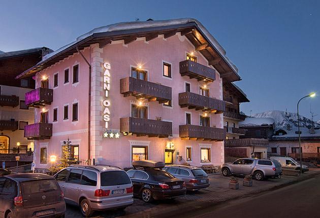 Hotel residence alberghi nel portale della valtellina di for Hotel meuble oasi